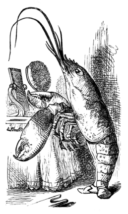 Frog-Footman and Fish-Footman