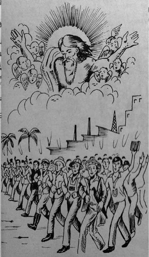 """""""Porque vosotros, hermanos, a la libertad fuisteis llamados"""", ¡Escucha cristiano! p. 11, reproducida con el permiso de la Fundación del Sinú."""
